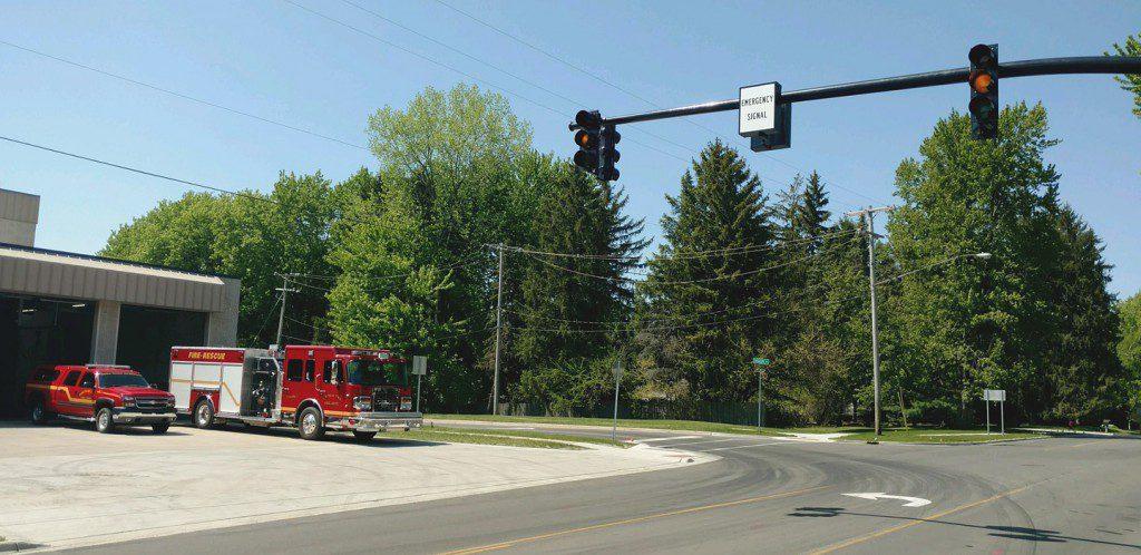 Fire Traffic light_856C