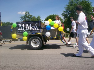 Martial Arts ctr Parade 2012