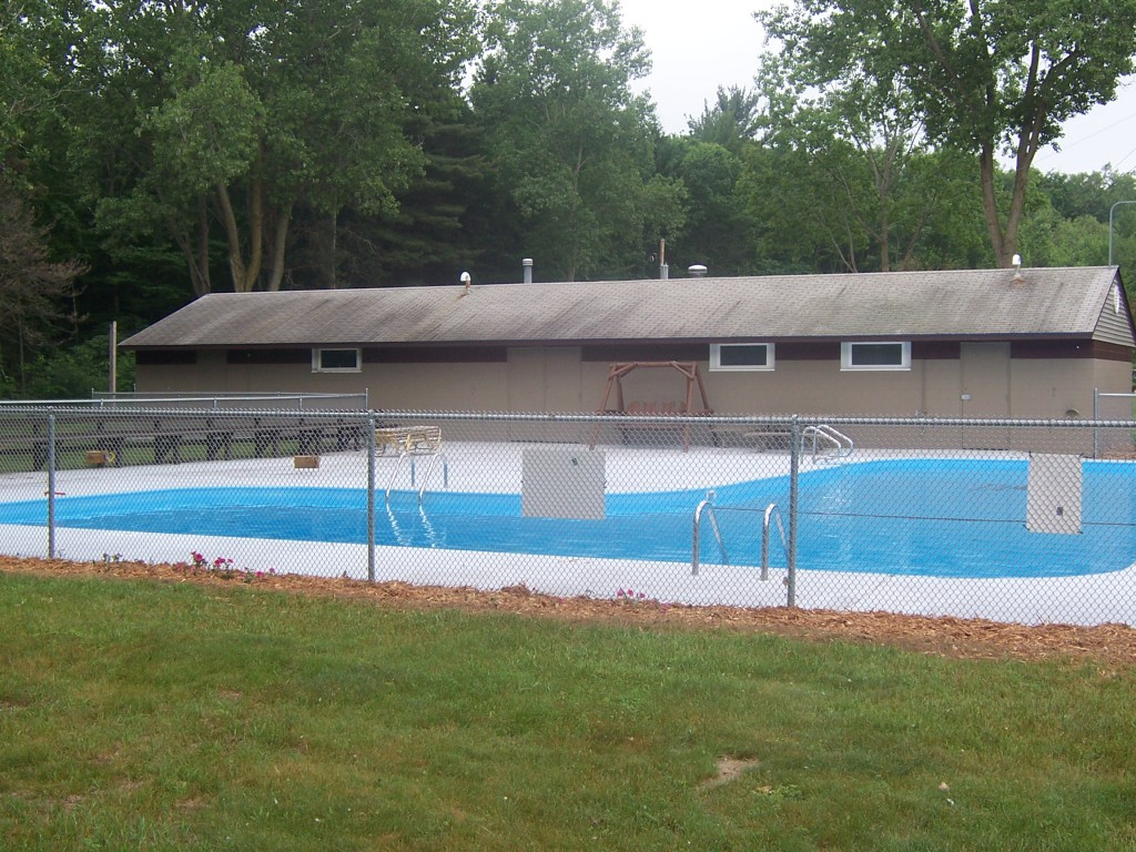 Pool house thomas townshipthomas township for United township high school swimming pool