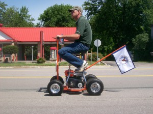 Riding Mower Parade 2012