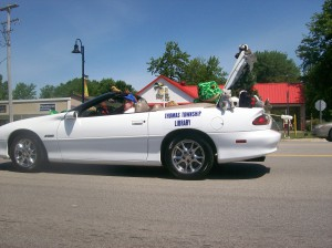 Thomas Twp Library Parade 2012